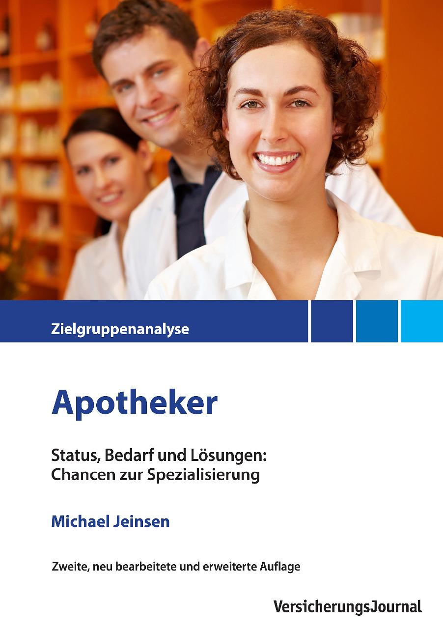 Michael Jeinsen: Apotheker  Status, Bedarf und Lösungen: Chancen zur Spezialisierung